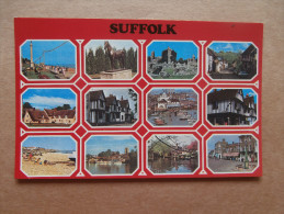 36316 PC: SUFFOLK: Felixstowe/Newmarket/Bury St.Edmunds/Kersey/Cavendi sh/Sudbury/Lowestoft/Ipsw ich/Kessingland/Beccles/F