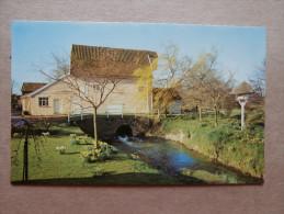 36318 PC: SUFFOLK: Letheringham Water Mill, near Easton, Suffolk.