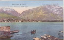 Panorama Di Lecco Visto Dal Porto Di Malgrate - Lecco