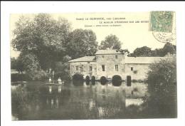 La Guirande Près Libourne - Le Moulin D'Ardouin Sur Les Bords - Libourne
