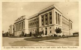 Roma Il Nuovo Ministero Dell´aeronautica Viaggiata Nel 1933 - Non Classificati