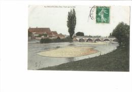21 - Cote D´Or - LES MAILLYS -  Le Pont Sur La Tille - 1907 - - Autres Communes