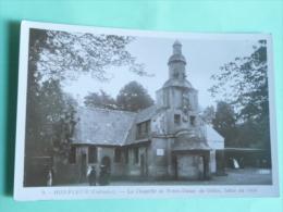 HONFLEUR - La Chapelle Notre Dame De Grace - Honfleur