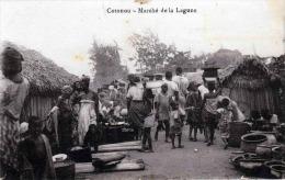 COTONOU - Marche De La Lagune, Carte Postale - Benin