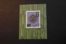 Poland 1090 WHO Anti Malaria Souvenir Sheet Block Cancelled 1962 A04s - Blocchi E Foglietti