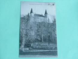 Chateau D'ANGEVILLE - LOMPNES - Hauteville-Lompnes