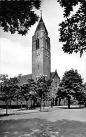 AK Kamp-Lintfort Kath. Kirche Dom Cathedral Church Echte Real Photo Clock Tower - Allemagne