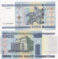 Belarus - 1000 Rubles (2000) ЭА 2011 UNC Lemberg-Zp