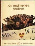 "BIBLIOTECA SALVAT Nº 55 ""LOS REGÍMENES POLÍTICOS"" EDIT.SALVAT-AÑO 1973-PAG.142- FULL COLOR! TAPAS RÍGIDAS. GECKO - Encyclopedieën"