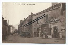 CPA - Rivarennes - La Grande Rue - France