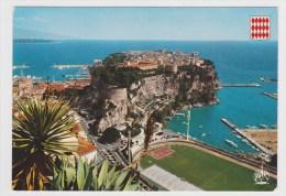 MONACO - LE ROCHER ET STADE - Monaco