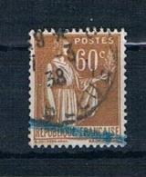 1937 60c Used Yv 364 SG 508e - 1932-39 Paix