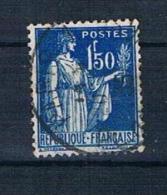 1932 1F50c Used SG 514 Yv 288 - 1932-39 Paix