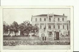 CRO968  ---  NJIVICE  --  HOTEL  ,, LUKA ,,  --  WRITEN 1924 - Croatia