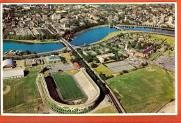 BFX-01 Harward Stadium  Cambridge, Mass. Football, Soccer, Calcio. Cachet Boston Pour La Suisse. - Etats-Unis