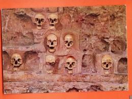 BFX-03 NIS The Skull Tower  Ćele-kula, Ћеле-Кула La Tour Des Crânes. Circulé En 1966 Avec Timbre Grec, Cachet A - Serbia