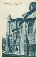 12 - CONQUES - Partie De L'Eglise (Vue De L'Est) - France