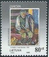 1993 - Lituania 477 Europa - Lithuania