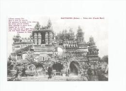 Cp , 26 , HAUTERIVES , DRÔME , Autrefois , Collection MM. Robert Rebattet , C6 26148-9-1475, Palais Idéal - Hauterives