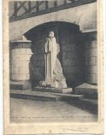 -ROUEN-JEANNE D ARC SUR SON BUCHER-de Maxime Real Del Sarte--TRES JOLIE  EAU-FORTE SIGNEE-- - Rouen