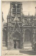 --97--ROUEN--Saint-vincent (facade Laterale ) DOS NON DIV--NON ECRITE-- - Rouen