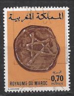 Anciennes Monnaies Marocaines. N°774 Chez Y Et T. (Voir Commentaires) - Marokko (1956-...)