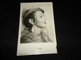 Célébrités. Artiste Belle Epoque .  Gipsy.Photo Fuld à Munich. - Entertainers