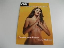 Pin Up   Promocard 1966 Gq On Line  Peccato Non Cliccare - Pin-Ups
