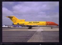 AK AIR GEMINI     Boeing 727-25C      -   Karte Nicht Gel. - 1946-....: Moderne
