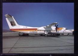 AK IBERIA REGIONAL   -   DHC-8    -   Karte Nicht Gel. - 1946-....: Moderne