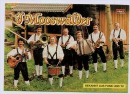 D' Mooswälder - Österreich