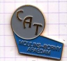 VILLE 57 METZ MOULINS-BORNY CAT AFAEDAM - Cities