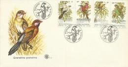 Bophuthatswana 1980 Birds FDC - Bophuthatswana