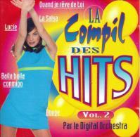 """Digital Orchestra  """"  La Compil Des Hits Vol. 2  """" - Unclassified"""