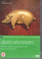 DELICATESSEN - DVD - CARO & JEUNET - Komedie