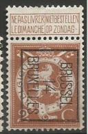PRE 50B  (*) - Typo Precancels 1912-14 (Lion)