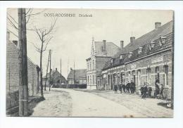 Oosr-Roosbeke  - Driehoek- Feldpost - Oostrozebeke