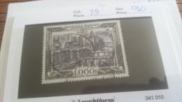 LOT 217283 TIMBRE DE FRANCE OBLITERE N�29 VALEUR 30 EUROS
