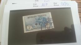 LOT 217342 TIMBRE DE FRANCE OBLITERE N�169 VALEUR 170 EUROS