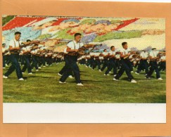PR China Parade Old Postcard - Chine