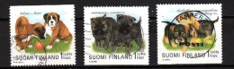 Finlande Y&t N°1405.1409.?. Oblitérés - Gebraucht