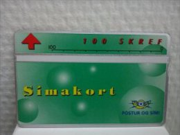 Phonecard Iceland 208 A (mint,Neuve) Rare ! - Iceland