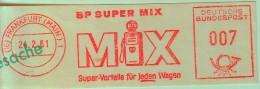 Energy - Petrol - BP Super MIX - Pétrole