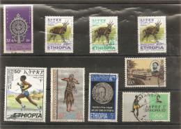 Ethiopie Oblitérés - Ethiopie