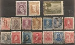 Argentine Oblitérés + 3 Neufs - Corrientes (1856-1880)