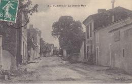 PLASSAC LA GRANDE RUE BUVETTE - France