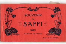 Saffi : Carnet De 12 Cartes - Otros