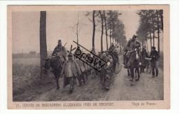 Nieuwpoort - Convoi De Prisonniers Allemands Nr 11 - Nieuwpoort