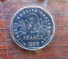 2 FR   2000   SOUS  BLISTER   SCELLE  d�origine