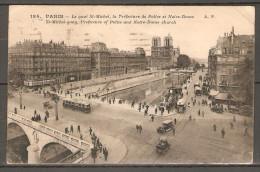 Carte Postale De Paris ( Quai St-Michel ) - Ponts
